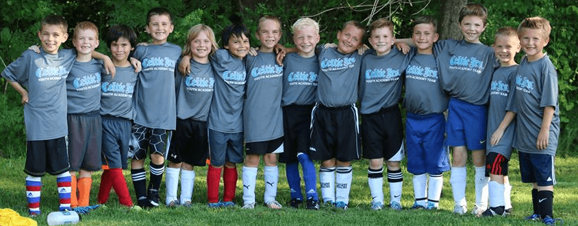 Celtic Juniors Academy and Celtic Juniors Fall 2016